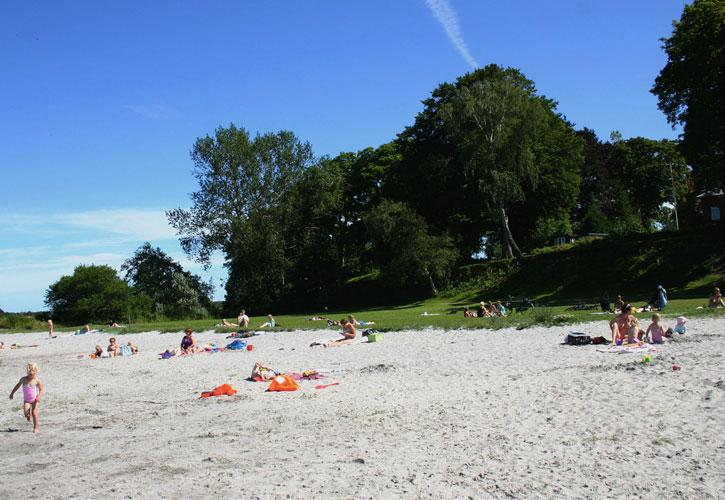 Præstø-strand